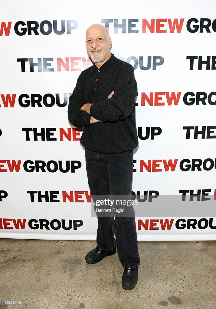 Actor Erick Avari attends The New Group Bright Lights Off-Broadway 2013 Gala at Tribeca Rooftop on March 11, 2013 in New York City.