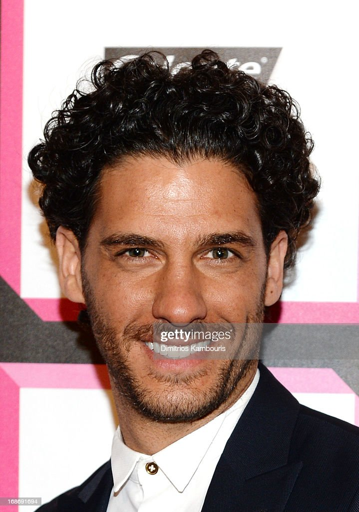 Actor <a gi-track='captionPersonalityLinkClicked' href=/galleries/search?phrase=Erick+Elias&family=editorial&specificpeople=620308 ng-click='$event.stopPropagation()'>Erick Elias</a> attends People En Espanol's 50 Most Beautiful 2013 at Marquee on May 13, 2013 in New York City.