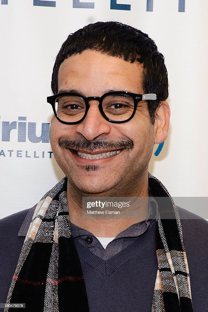 Actor Erik Griffin visits SiriusXM Studios on February 1, 2013 in New York City.
