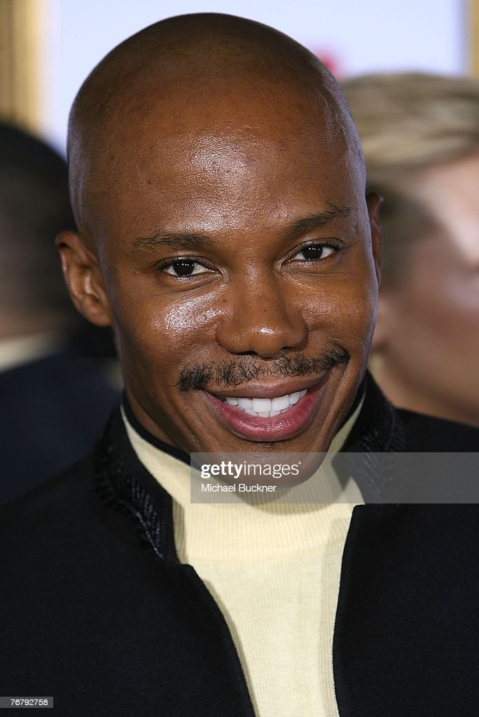 Actor Erik King arrives at TV Guide's 5th Annual Emmy Party September 16, 2007 in Los Angeles.