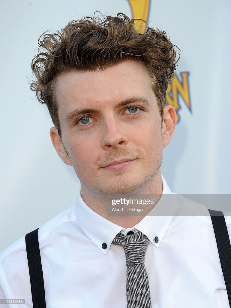 Actor Erik Knudsen arrives for the 40th Annual Saturn Awards held at The Castaway on June 26, 2014 in Burbank, California.