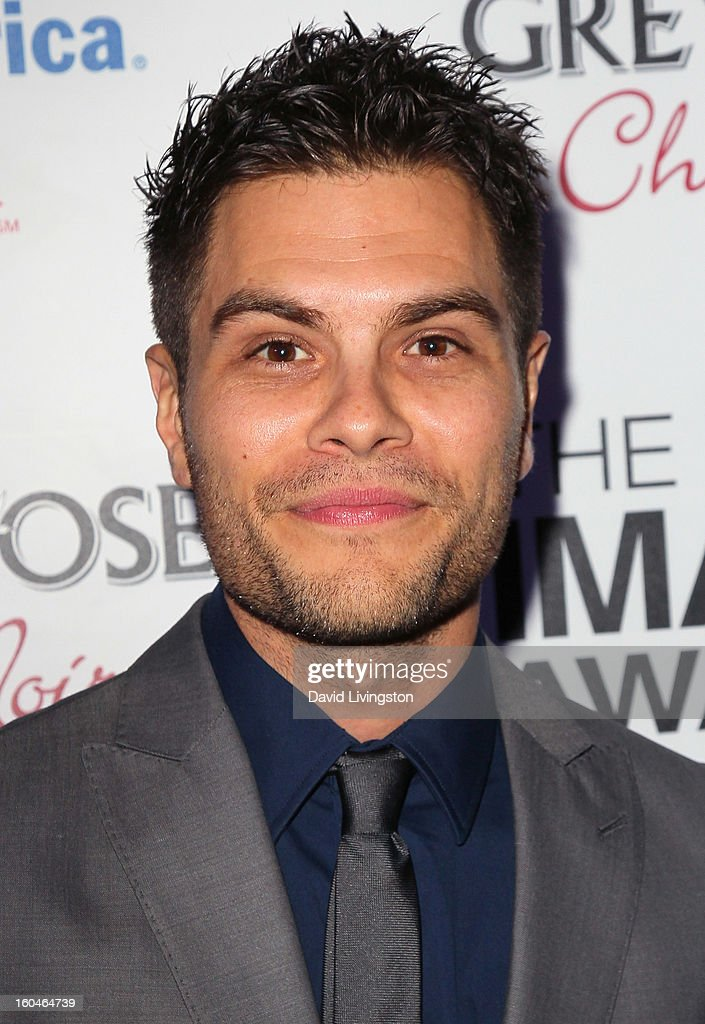 Actor Erik Valdez attends the NAACP Image Awards Pre-Gala at Vibiana on January 31, 2013 in Los Angeles, California.
