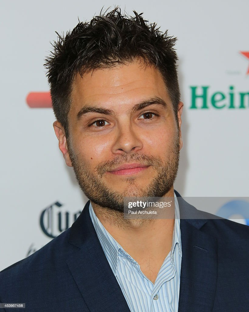 Actor Erik Valdez attends the OK! TV Emmy pre-awards party at Sofitel Hotel on August 21, 2014 in Los Angeles, California.