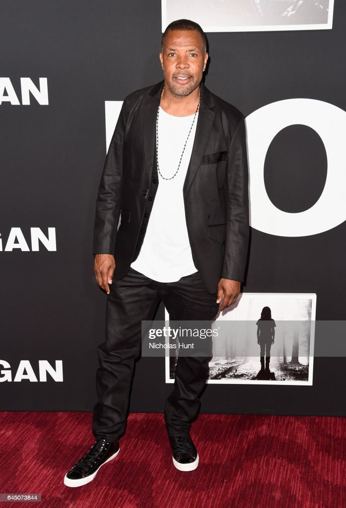 Actor Eriq La Salle attends the 'Logan' New York special screening at Rose Theater, Jazz at Lincoln Center on February 24, 2017 in New York City.