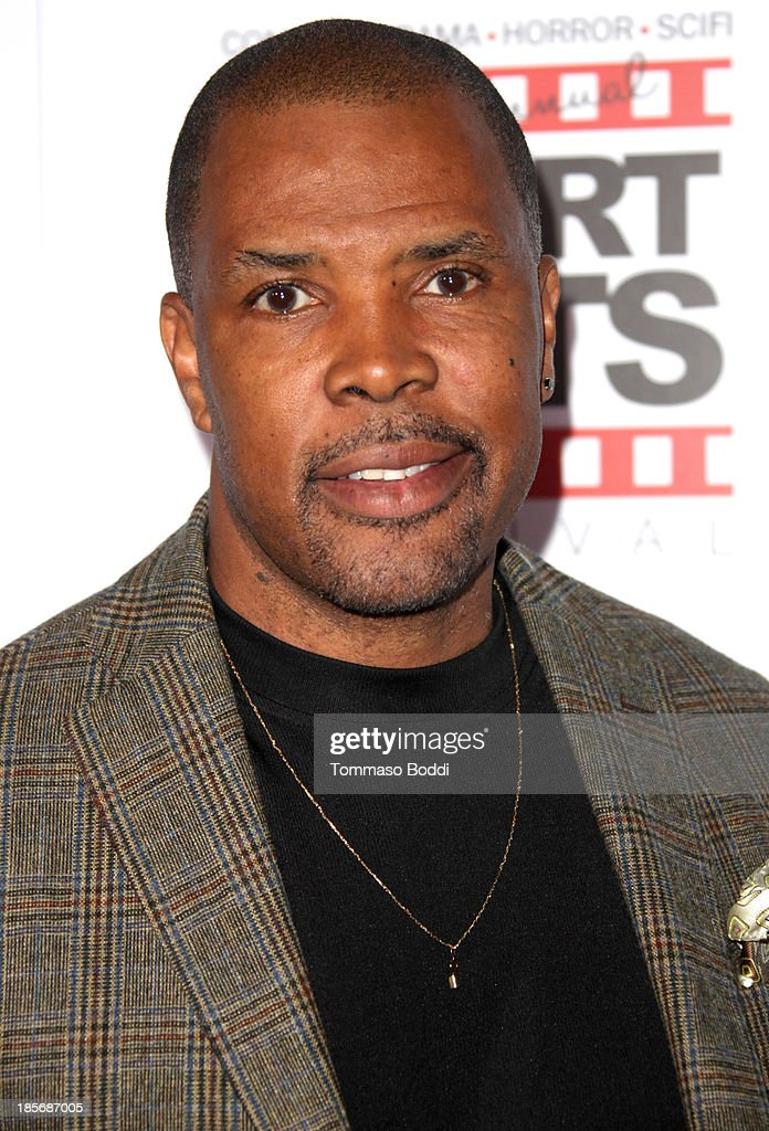 Actor <a gi-track='captionPersonalityLinkClicked' href=/galleries/search?phrase=Eriq+La+Salle&family=editorial&specificpeople=846844 ng-click='$event.stopPropagation()'>Eriq La Salle</a> attends the NBCUniversal's 8th annual 'Short Cuts Festival' grand finale held at DGA Theater on October 23, 2013 in Los Angeles, California.