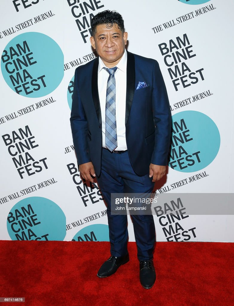 Actor Ernesto Luiero attends 'En El Septimo Dia' centerpiece screening during BAMcinemaFest 2017 at BAM Harvey Theater on June 18, 2017 in New York City.