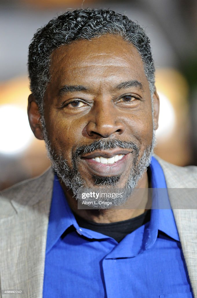 Actor Ernie Hudson arrives for the Premiere Of Universal Pictures And Red Granite Pictures' 'Dumb And Dumber To' held at the Regency Village Theater...