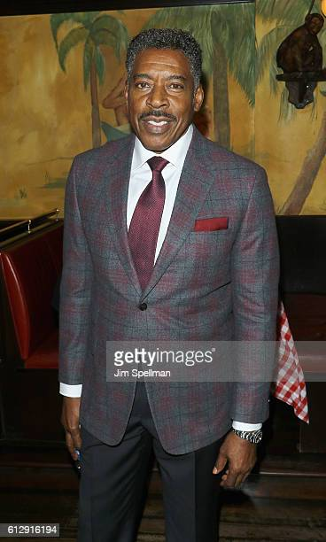 Actor Ernie Hudson attends the premiere after party of the EPIX original series 'Graves' hosted by EPIX and Vanity Fair at The Monkey Bar on October...