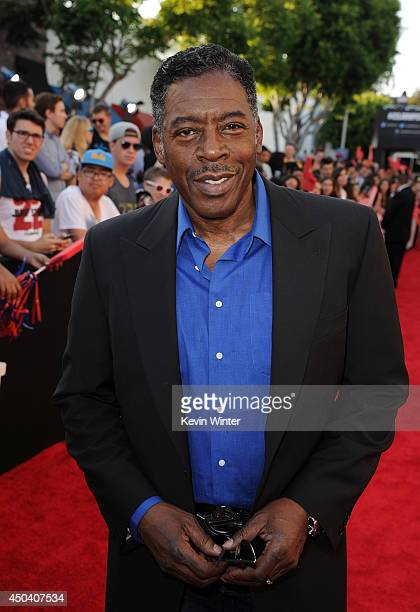 Actor Ernie Hudson attends the Premiere Of Columbia Pictures' '22 Jump Street' at Regency Village Theatre on June 10 2014 in Westwood California