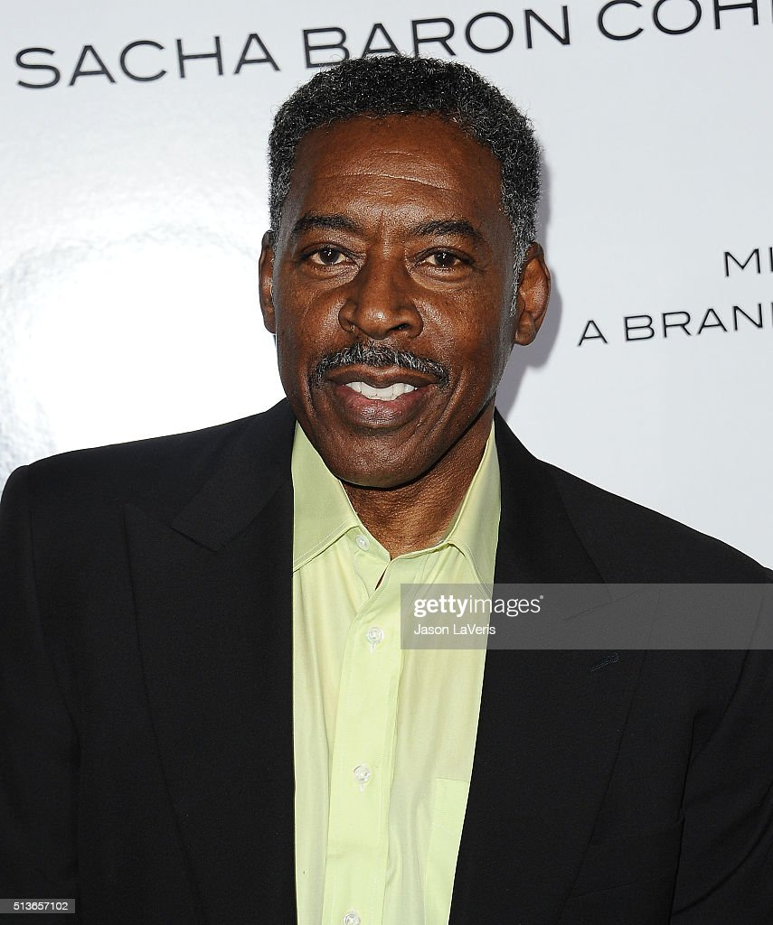 Actor Ernie Hudson attends the premiere of 'The Brothers Grimsby' at Regency Village Theatre on March 3, 2016 in Westwood, California.