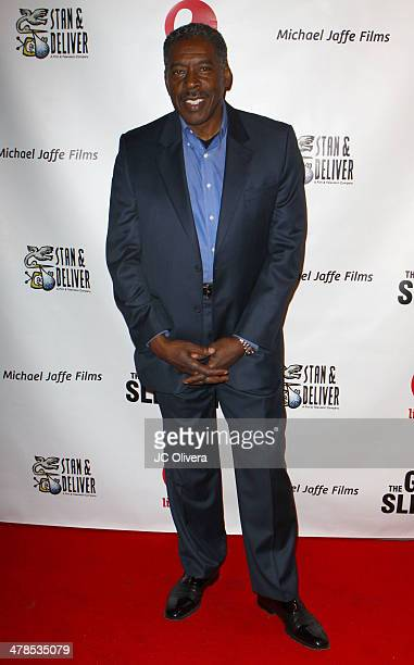 Actor Ernie Hudson attends the premiere screening and cocktail reception of the Lifetime original movie 'The Grim Sleeper' at American Film Institute...