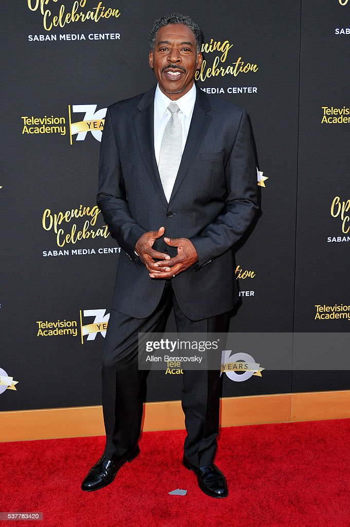 Actor Ernie Hudson attends the Television Academy's 70th Anniversary Gala on June 2, 2016 in Los Angeles, California.