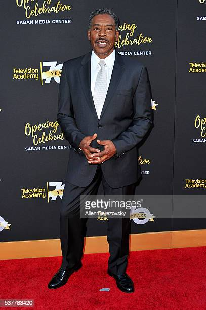 Actor Ernie Hudson attends the Television Academy's 70th Anniversary Gala on June 2 2016 in Los Angeles California
