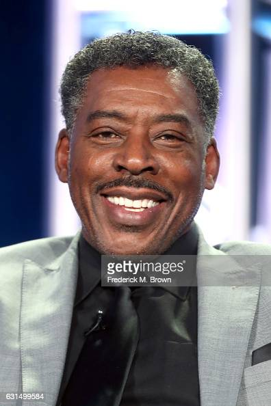 Actor Ernie Hudson of the television show 'APB' speaks onstage during the FOX portion of the 2017 Winter Television Critics Association Press Tour at...