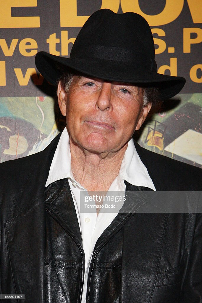 Actor Ernie Orsatti attends the American Cinematheque's 40th Anniversary Screening of 'The Poseidon Adventure' held at American Cinematheque's Egyptian Theatre on December 29, 2012 in Hollywood, California.