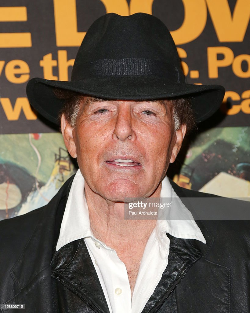Actor Ernie Orsatti attends the screening for the 40th Anniversary of 'The Poseidon Adventure' at the American Cinematheque's Egyptian Theatre on December 29, 2012 in Hollywood, California.