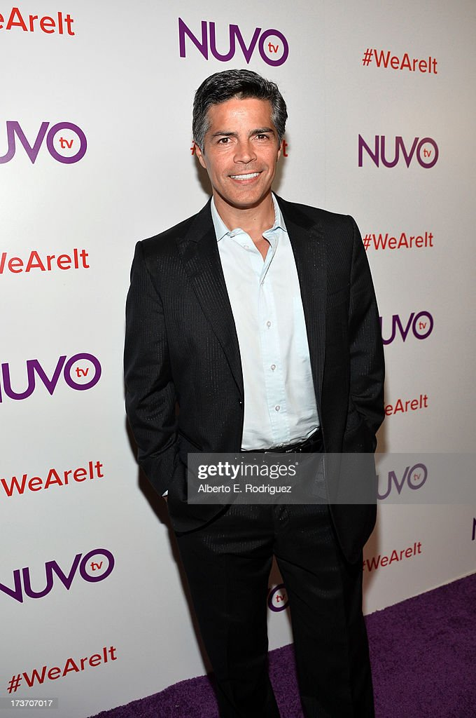 Actor <a gi-track='captionPersonalityLinkClicked' href=/galleries/search?phrase=Esai+Morales&family=editorial&specificpeople=208672 ng-click='$event.stopPropagation()'>Esai Morales</a> arrives at the NUVOtv Network Launch Party at The London West Hollywood on July 16, 2013 in West Hollywood, California.