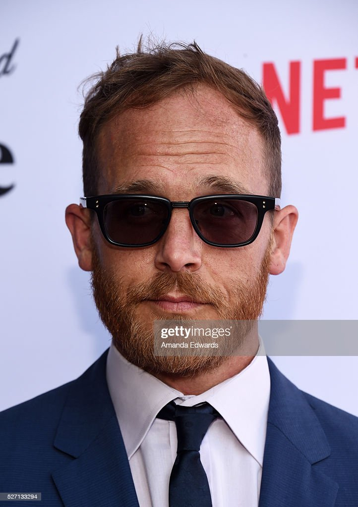 Actor Ethan Embry arrives at the Netflix Original Series 'Grace & Frankie' Season 2 premiere at the Harmony Gold Theater on May 1, 2016 in Los Angeles, California.