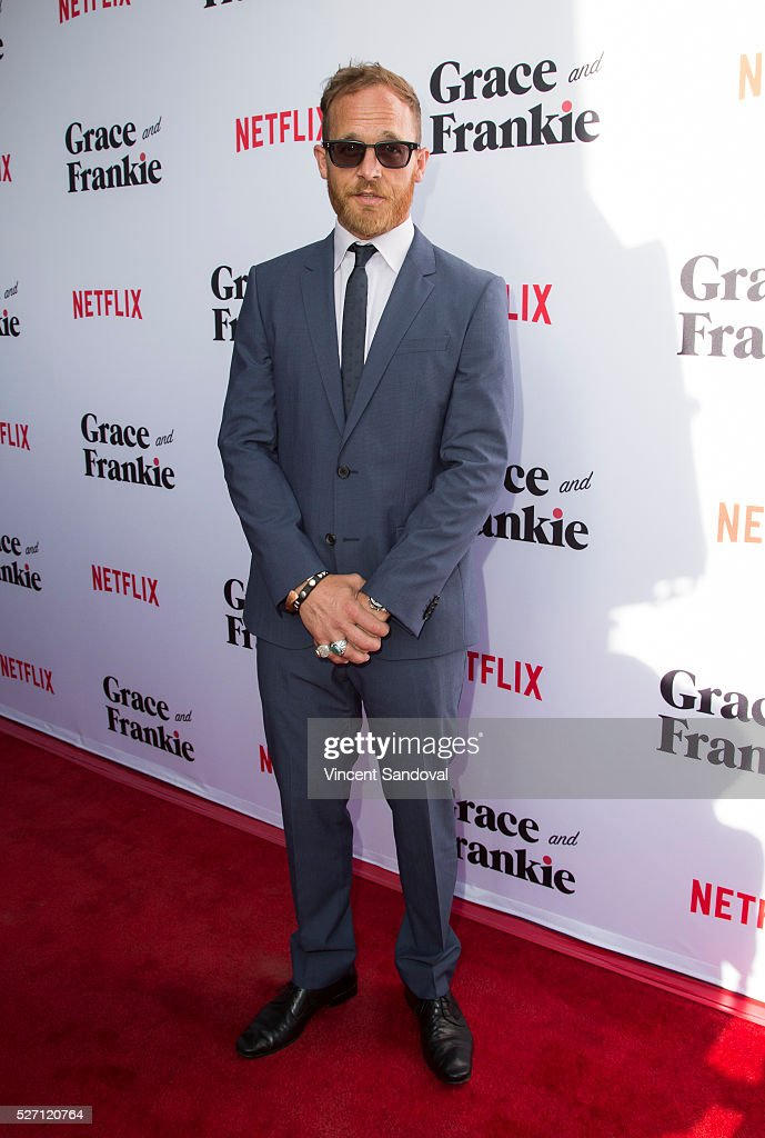 Actor <a gi-track='captionPersonalityLinkClicked' href=/galleries/search?phrase=Ethan+Embry&family=editorial&specificpeople=549673 ng-click='$event.stopPropagation()'>Ethan Embry</a> attends Netflix Original Series 'Grace & Frankie' season 2 premiere at Harmony Gold on May 1, 2016 in Los Angeles, California.