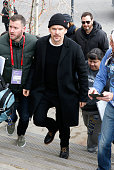 Actor Ethan Hawke attends Stella Artois At The Village At The Lift 2015 Day 1 on January 23 2015 in Park City Utah