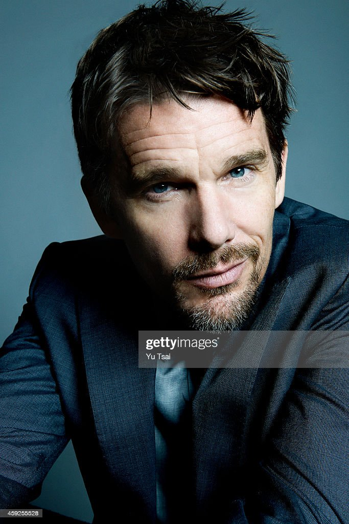 Actor <a gi-track='captionPersonalityLinkClicked' href=/galleries/search?phrase=Ethan+Hawke&family=editorial&specificpeople=178274 ng-click='$event.stopPropagation()'>Ethan Hawke</a> is photographed for Variety on September 6, 2014 in Toronto, Ontario.