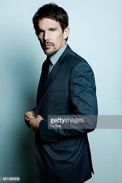 Actor Ethan Hawke is photographed for Variety on September 6 2014 in Toronto Ontario