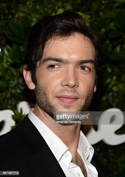 Actor Ethan Peck arrives at the Salvatore Ferragamo 100 Years In Hollywood celebration at the newly unveiled Rodeo Drive flagship Salvatore Ferragamo...