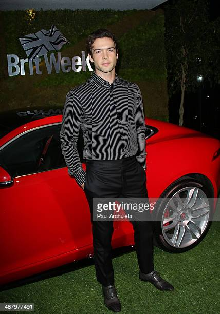 Actor Ethan Peck attends 'A Villainous Affair' a BritWeek presentation at The London West Hollywood on May 2 2014 in West Hollywood California