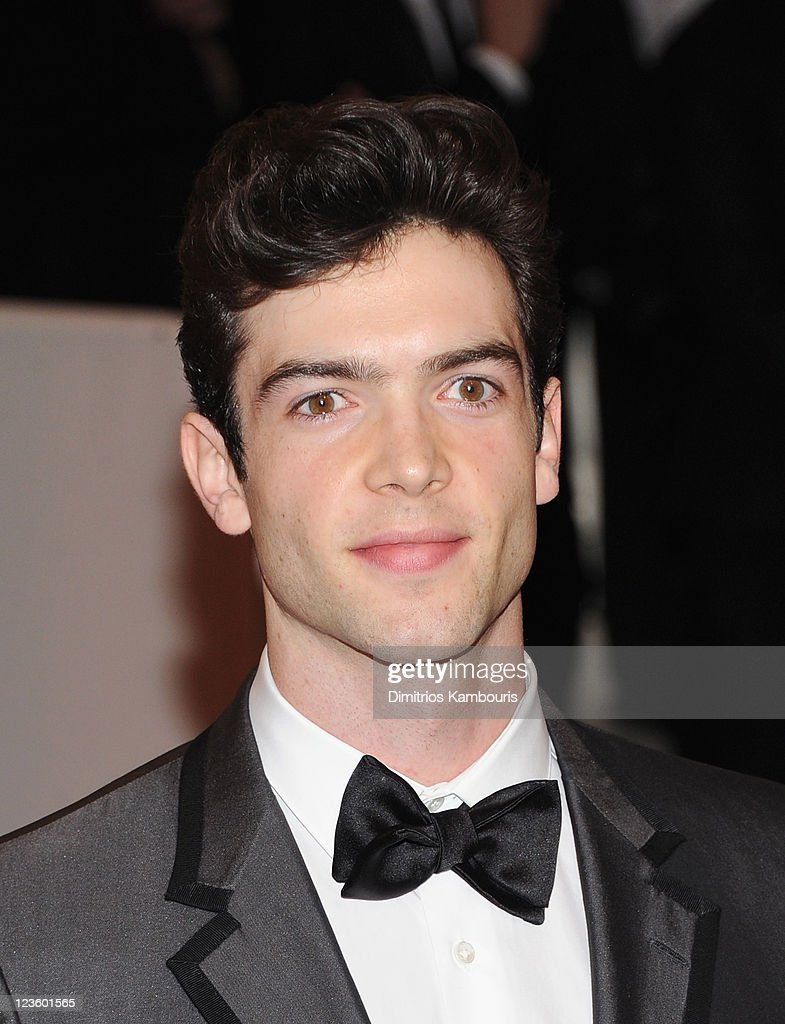 Actor Ethan Peck attends the 'Alexander McQueen: Savage Beauty' Costume Institute Gala at The Metropolitan Museum of Art on May 2, 2011 in New York City.
