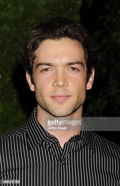 Actor Ethan Peck attends the Jaguar North America and BritWeek present a Villainous Affair held at The London on May 2 2014 in West Hollywood...