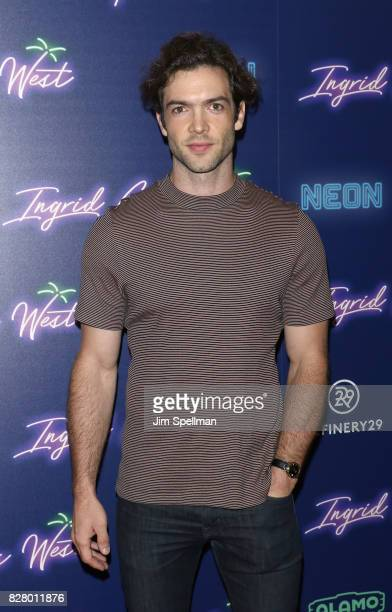 Actor Ethan Peck attends The New York premiere of 'Ingrid Goes West' hosted by Neon at Alamo Drafthouse Cinema on August 8 2017 in the Brooklyn...