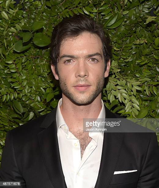 Actor Ethan Peck attends the Salvatore Ferragamo Celebration of 100 Years in Hollywood with the newly unveiled Rodeo Drive flagship at Salvatore...