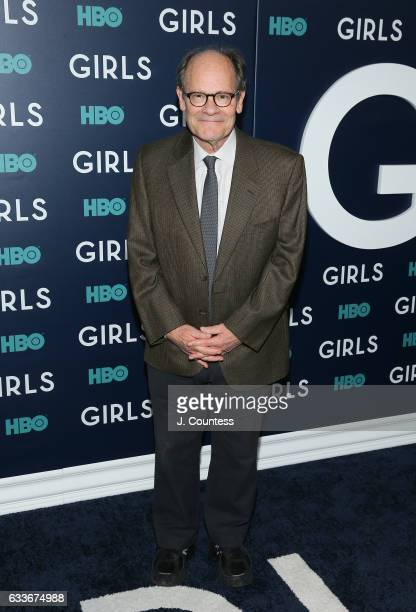 Actor Ethan Phillips attends The New York Premiere Of The Sixth Final Season Of 'Girls' at Alice Tully Hall Lincoln Center on February 2 2017 in New...