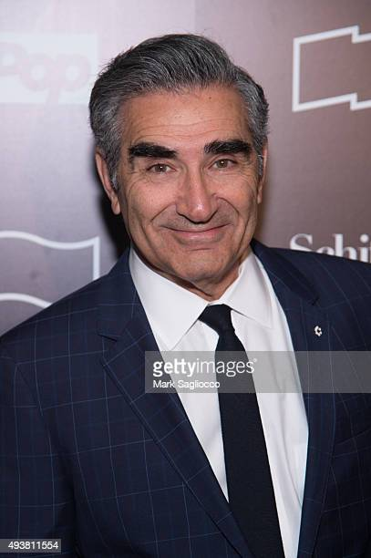 Actor Eugene Levy attends the 11th Annual New York Television Festival 'Schitt's Creek' Screening at SVA Theater on October 22 2015 in New York City