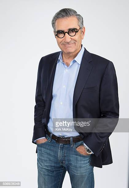 Actor Eugene Levy is photographed for Los Angeles Times on May 23 2016 in Los Angeles California PUBLISHED IMAGE CREDIT MUST READ Kirk McKoy/Los...