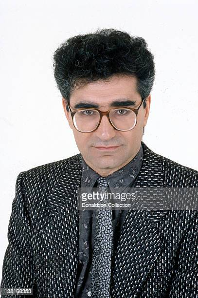 Actor Eugene Levy poses for a portrait during a session in circa 1985 in Los Angeles California
