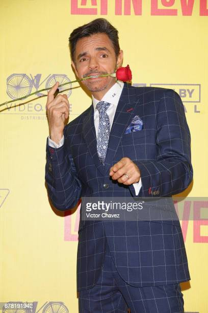 Actor Eugenio Derbez attends the 'How To Be A Latin Lover' Mexico City premiere at Teatro Metropolitan on May 3 2017 in Mexico City Mexico
