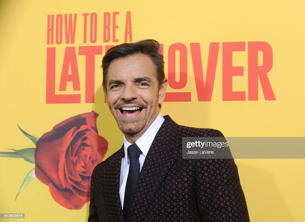 Premiere of pantelion films actor eugenio derbez attends the premiere of how to be a latin lover at ccuart Image collections