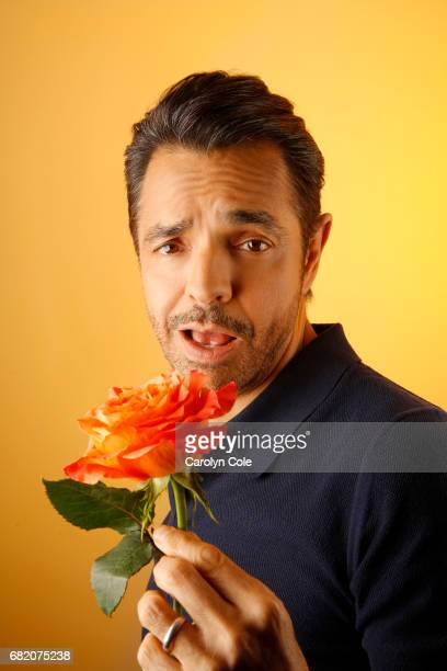 Actor Eugenio Derbez is photographed for Los Angeles Times on April 20 2017 in New York City PUBLISHED IMAGE CREDIT MUST READ Carolyn Cole/Los...