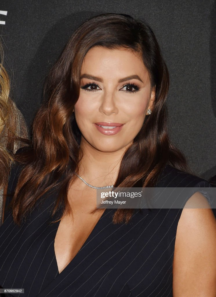 Actor Eva Longoria attends the 21st Annual Hollywood Film Awards at The Beverly Hilton Hotel on November 5, 2017 in Beverly Hills, California.