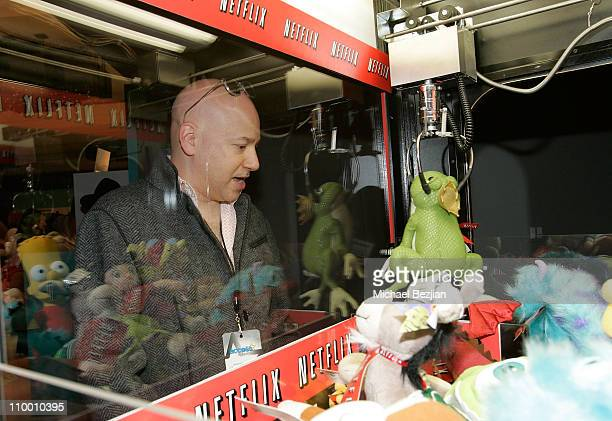 Actor Evan Handler at the Access Hollywood Stuff You Must Lounge Presented by On 3 Productions at Sofitel Hotel on January 12 2008 in Beverly Hills...