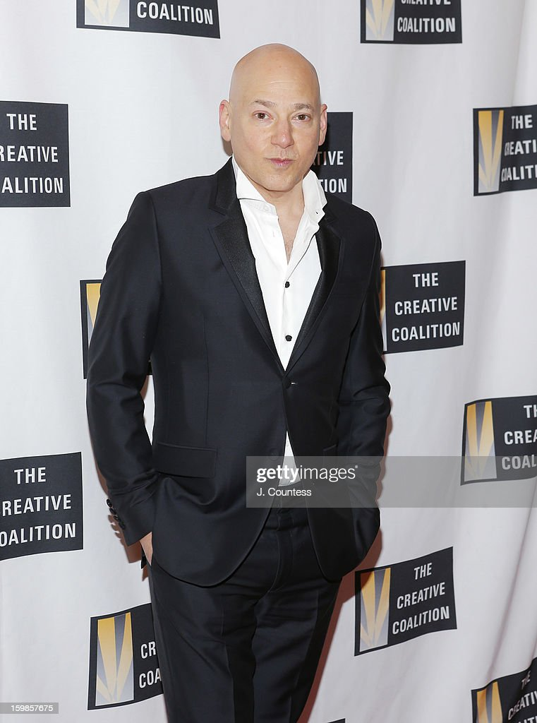 Actor Evan Handler attends The Creative Coalition's 2013 Inaugural Ball at the Harman Center for the Arts on January 21, 2013 in Washington, United States.