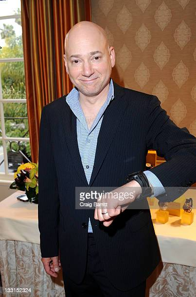 Actor Evan Handler attends the EXTRA Luxury Lounge In Honor Of 83rd Annual Academy Awards day 1 held at the Four Seasons Hotel Los Angeles at Beverly...
