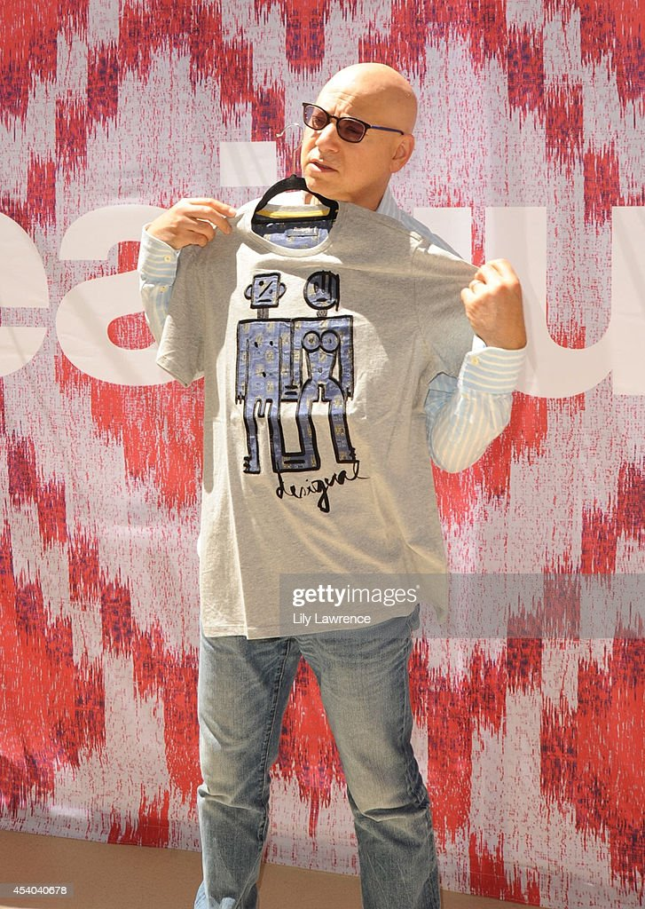 Actor Evan Handler attends the HBO Luxury Lounge featuring PANDORA at Four Seasons Hotel Los Angeles at Beverly Hills on August 23, 2014 in Beverly Hills, California.