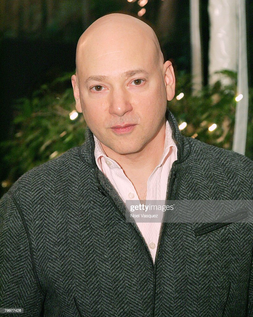 Actor Evan Handler attends the Mercedes-Benz Oscar viewing party held at the Four Seasons Hotel on February 24, 2008 in Beverly Hills, California.