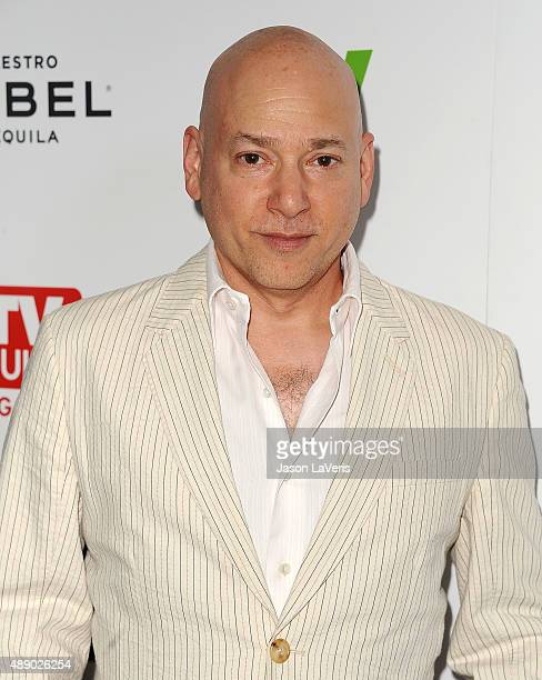 Actor Evan Handler attends the Television Industry Advocacy Awards at Sunset Tower on September 18 2015 in West Hollywood California