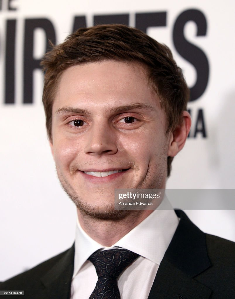 Actor Evan Peters arrives at the premiere of Front Row Filmed Entertainment's 'The Pirates Of Somalia' at the TCL Chinese 6 Theatres on December 6, 2017 in Hollywood, California.