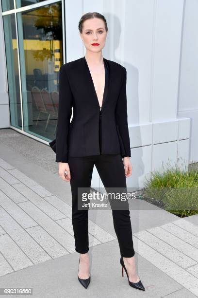 Actor Evan Rachel Wood at HBO's 'Westworld' FYC panel at the Saban Media Center on May 30 2017 in North Hollywood California