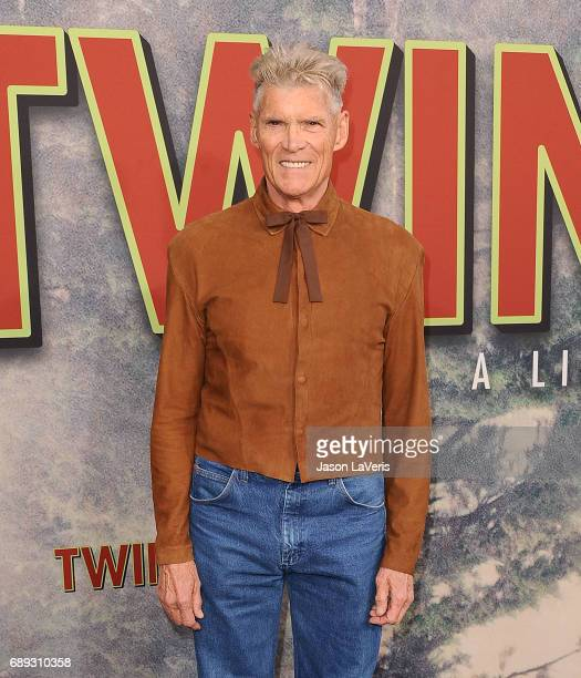 Actor Everett McGill attends the premiere of 'Twin Peaks' at Ace Hotel on May 19 2017 in Los Angeles California