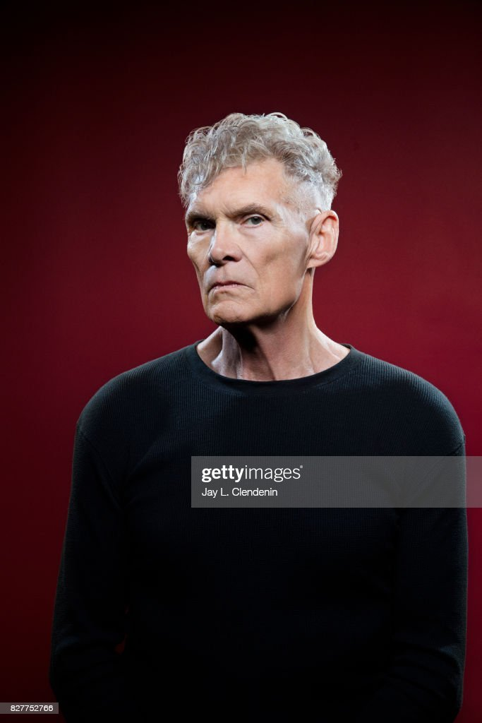 Actor Everett McGill, from the television series, 'Twin Peaks,' is photographed in the L.A. Times photo studio at Comic-Con 2017, in San Diego, CA on July 21, 2017.